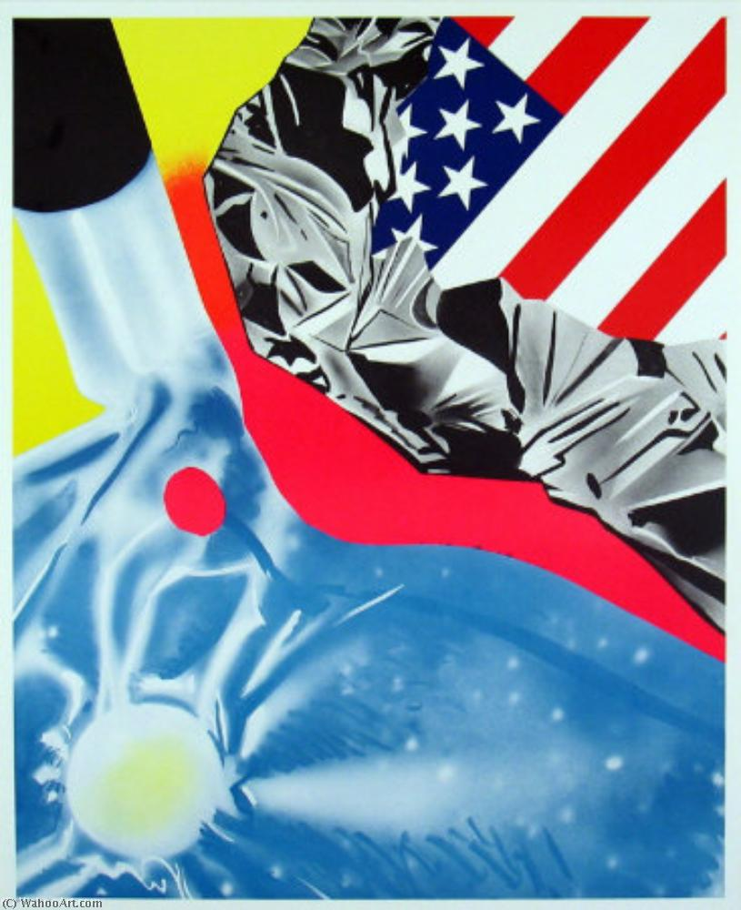 | At leo castelli's by James Rosenquist | BuyPopArt.com