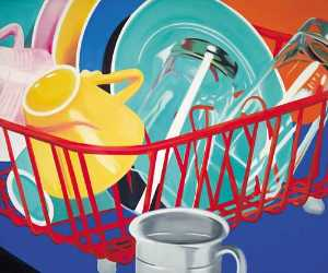 James Rosenquist - Dishes (2)