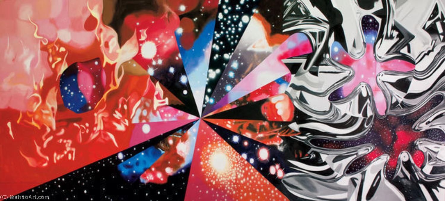 famous painting Large of James Rosenquist