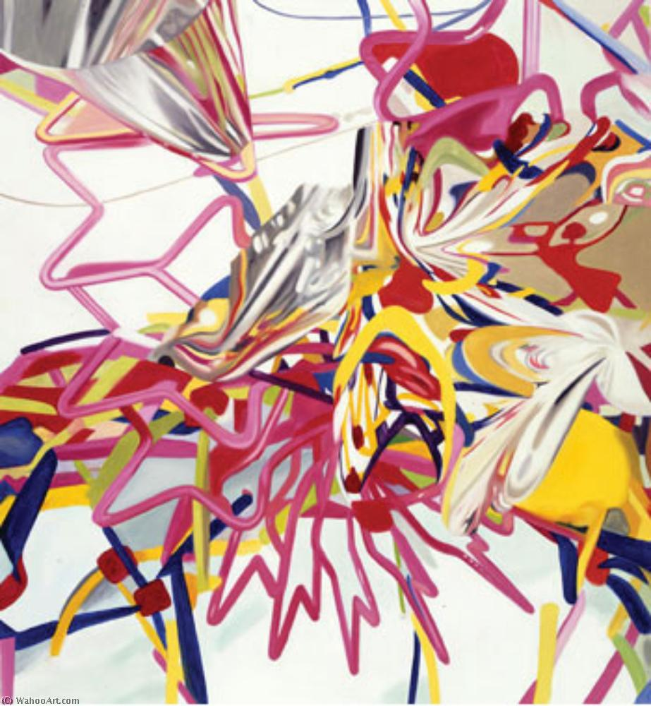 famous painting Speed of Light of James Rosenquist