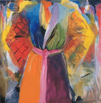 | The robe following her by Jim Dine | BuyPopArt.com