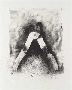 Jim Dine - Untitled (3)