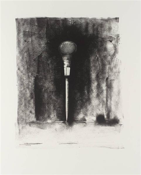 famous painting Untitled (6) of Jim Dine
