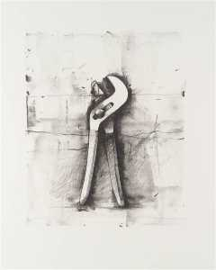Jim Dine - Untitled