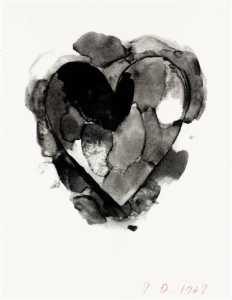 Jim Dine - Welcome home rare birds