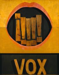 | Vox by Joe Tilson | BuyPopArt.com
