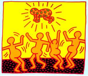 Keith Haring - Untitled (5)