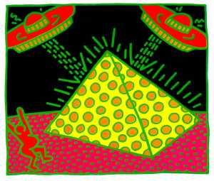 Keith Haring - Untitled (9)