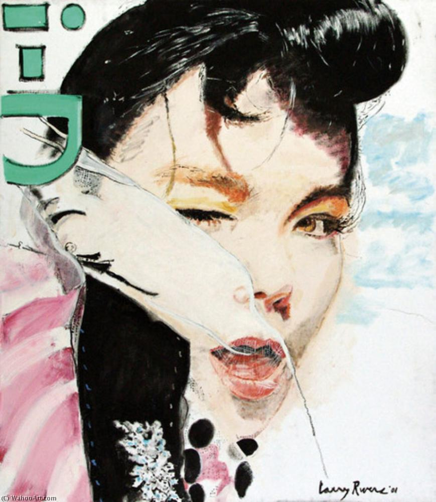 | Bjork by Larry Rivers | BuyPopArt.com