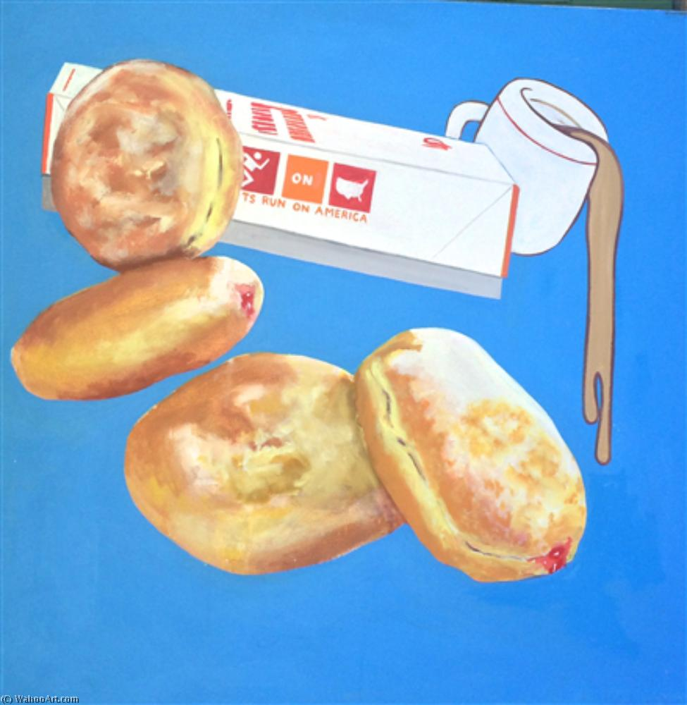 famous painting Food of Marjorie Strider