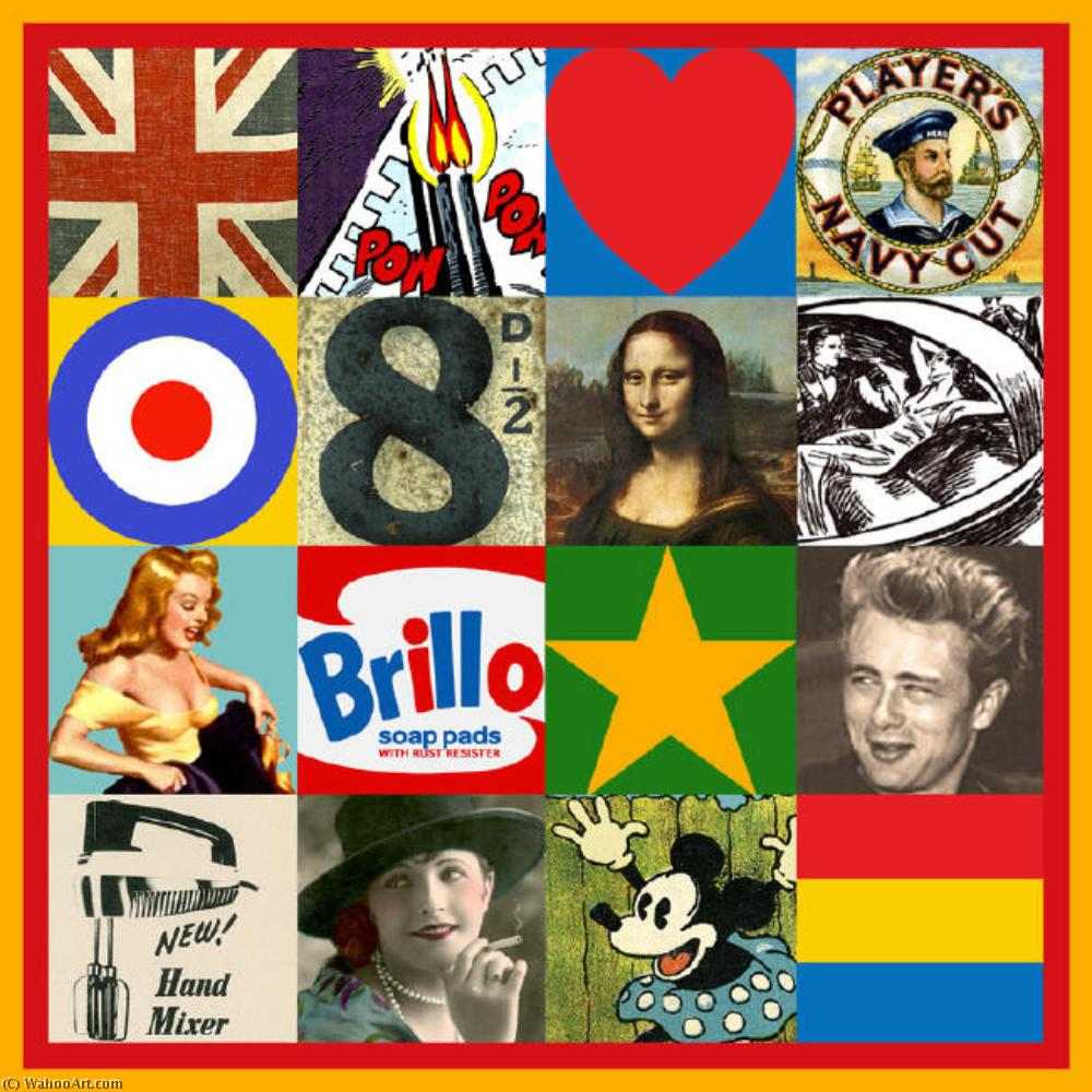 | Source of Art by Peter Blake | BuyPopArt.com