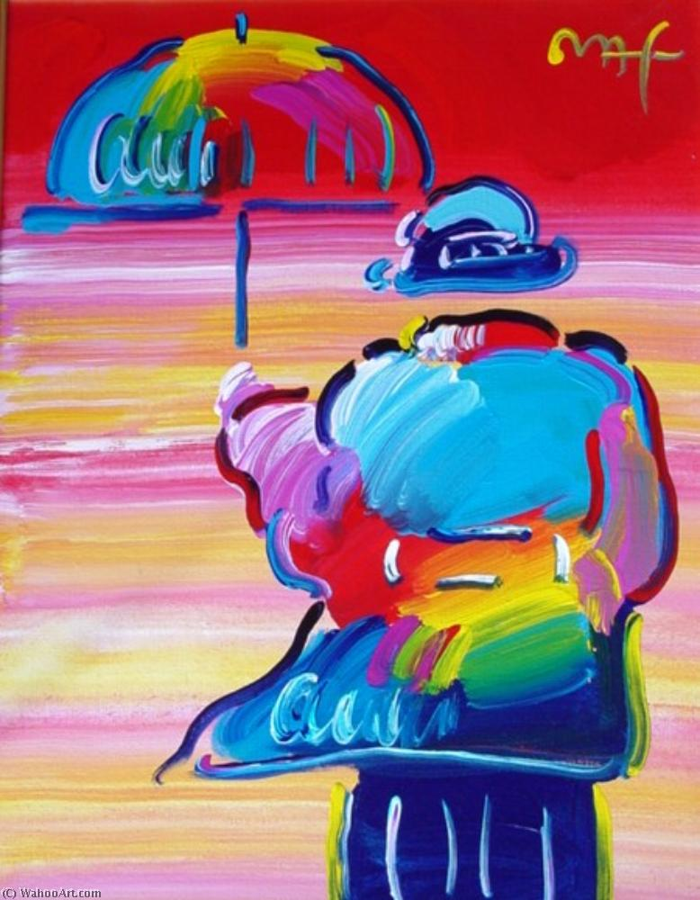| Untitled (691) by Peter Max | BuyPopArt.com