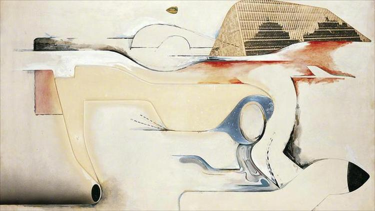 famous painting Hers is a lush situation of Richard Hamilton