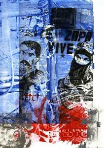 Robert Rauschenberg - Epic (Ground Rules)