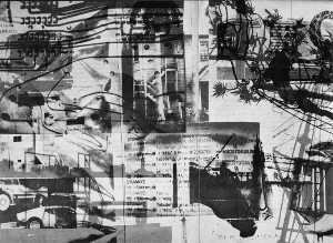 Robert Rauschenberg - Piece for tropic