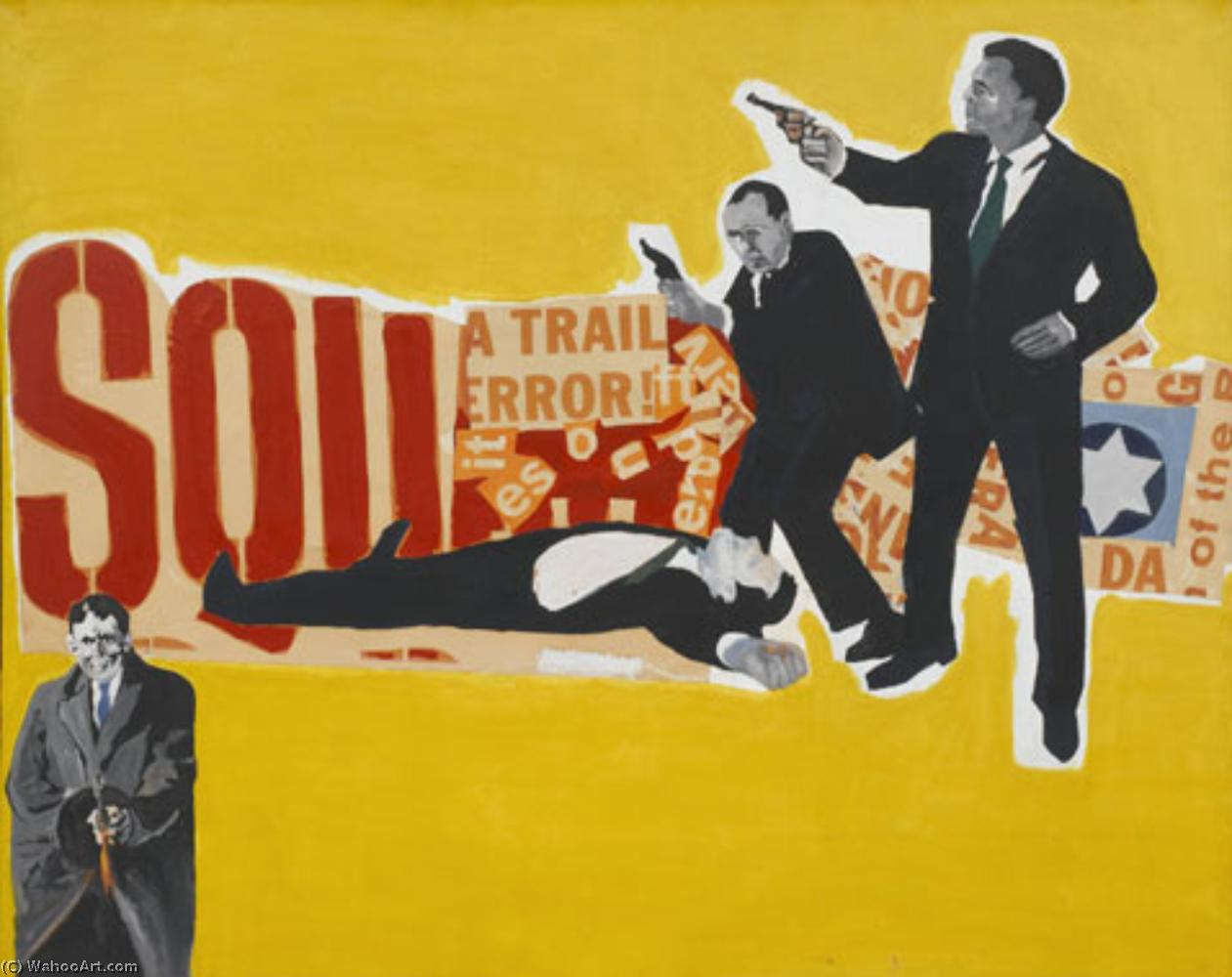 | The defenders by Rosalyn Drexler | BuyPopArt.com