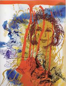 Sigmar Polke - Woman exchanged
