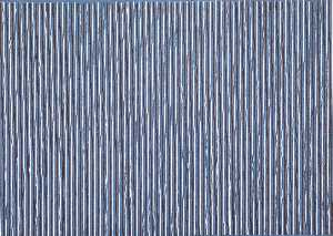 Gene Davis - Untitled (Red, White and Blue)