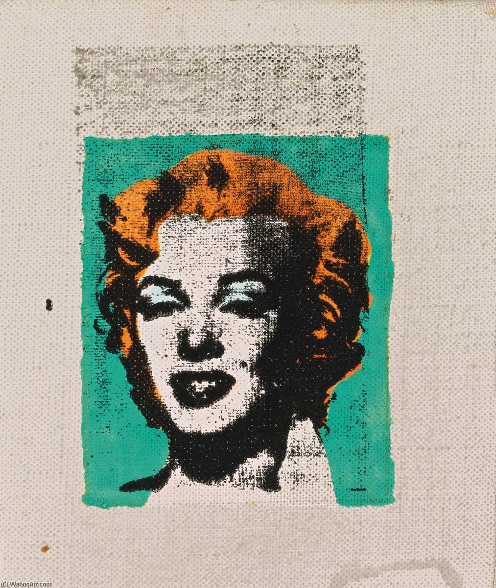 | Andy Warhol, Marilyn Monroe , 1962 by Richard Pettibone | BuyPopArt.com