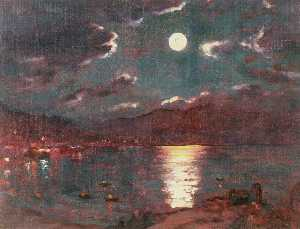 Christopher Williams - Barmouth Moonlight