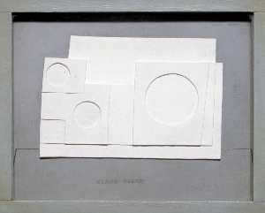 Ben Nicholson - 1934 project for Massine for Beethoven 7th Symphony Ballet