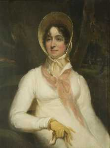 William Armfield Hobday - Mrs Charles Hodges