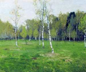 Stanislav Zhukovsky - In May