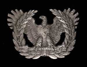 Anthony De Francisci - American Eagle Pin