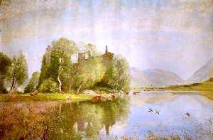 David Scott Murray - Kilchurn Castle, Loch Awe