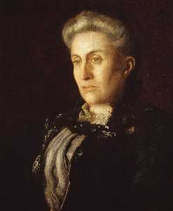 Thomas Eakins - Portrait of Mrs. Richard Day