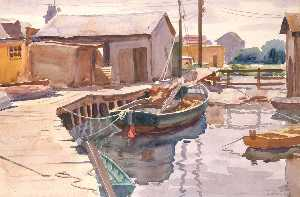 Mitchell Jamieson - Fishing Boat