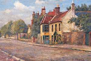 Ernest Stamp - John Street, Shoreham by Sea
