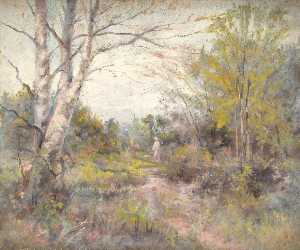 William Henry Hope - Addington Hills, Croydon, Surrey, May 1896