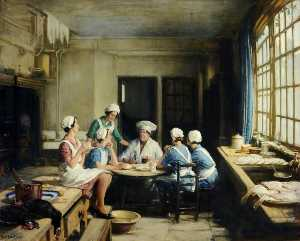 Frederick William Elwell - Elevenses