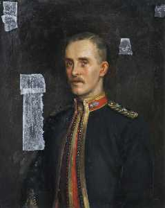 William Bruce Ellis Ranken - Lieutenant Colonel (later Colonel) Henry Cleland Dunlop, Royal Artillery
