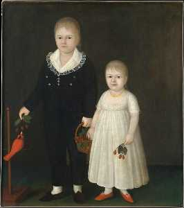 Joshua Johnson - Edward and Sarah Rutter
