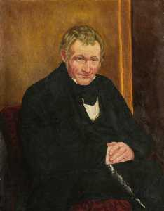Robert Stevenson - Roderick Gray (1788–1858), Provost of Peterhead (1843–1857) (copy after John Watson Gordon)
