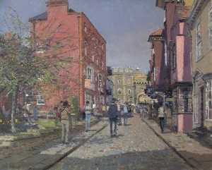 James Kenneth Howard - Church Street, Windsor