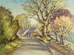 Andrew Allan - Violet Bank Cottages