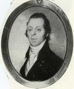 William Verstille - Solomon Ingraham, Capt., (painting)