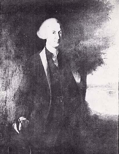 famous painting John Dickinson (1732 1808), (painting) of Charles Willson Peale