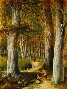 James Howard Burgess - The Beechwood