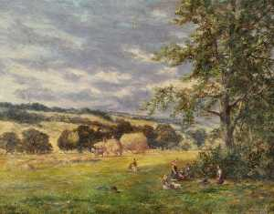 George A Boyle - Cottons Hayfield, East Finchley
