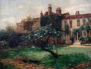 Henry James Haley - Fortescue Lodge, Enfield