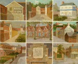 John Verney - Pictures of Farnham, Surrey