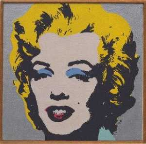 Richard Pettibone - Andy Warhol, Marilyn Monroe, 1964