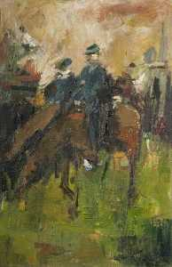 Joan Elizabeth Woollard - The Races